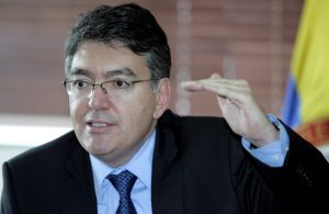 MAURICIO CARDENAS SANTA MARIA, MINISTRO DE HACIENDA. (COLPRENSA-MINMINAS JAIRO CASTILLA).