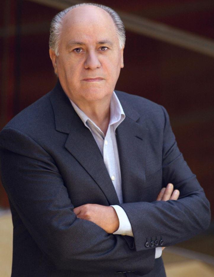 Amancio Ortega – Zara España