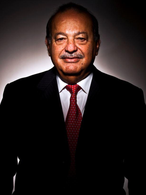 Carlos Slim – telecom México