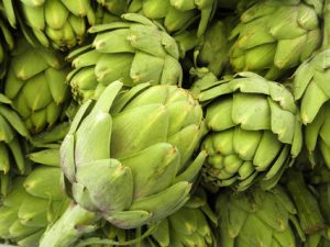 alcachofa, verduras