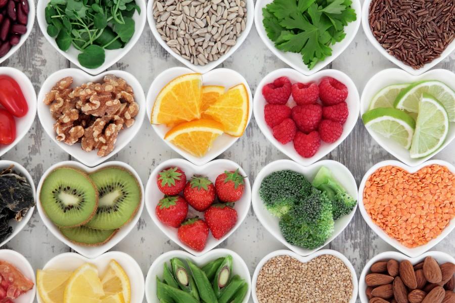 alimentos, cuerpo
