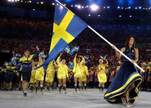 Río 2016, Suecia