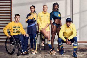 uniforme, Suecia