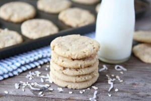 galletas, coco