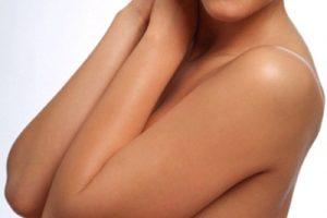 acne, hombros