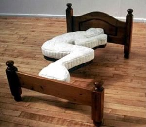 cama, dormir
