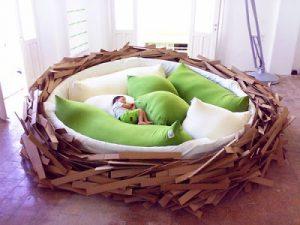 dormir, relajación