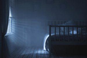 dormir, noche