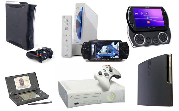 10 consolas de videojuegos