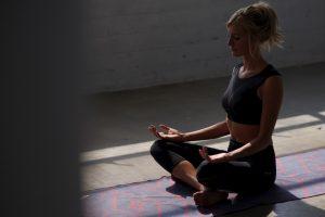 meditación, cuerpo
