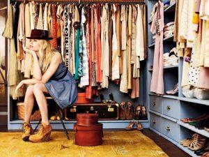 estilo, armario