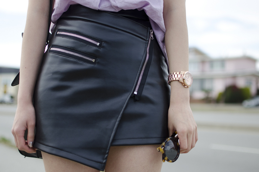 wrap skirt, falda pareo