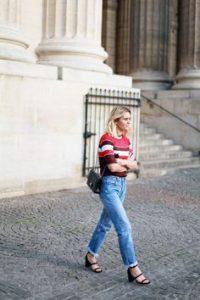 jeans, suéter