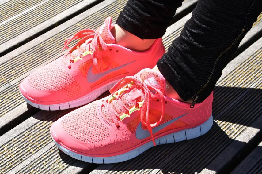 deporte, sneakers