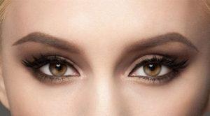 mirada, smokey eye
