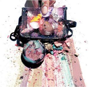 piezas, maquillaje