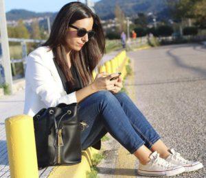 blogs de moda, redes sociales