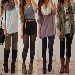 ropa, look