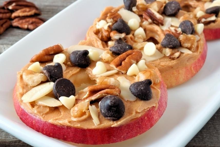 snacks saludables, ansiedad