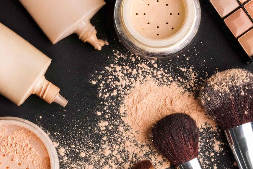 cosméticos, belleza, maquillaje