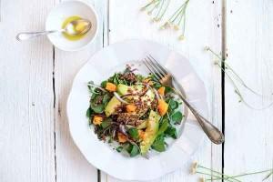 aceite de aguacate, comida saludable