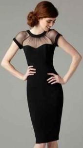 Coco Chanel, little black dress
