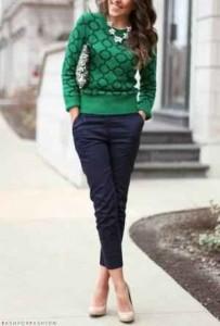 Coco Chanel, pantalones, outfit día