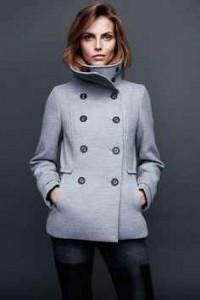 Coco Chanel, saco, gris