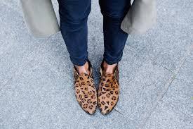 estampado de leopardo, zapatos