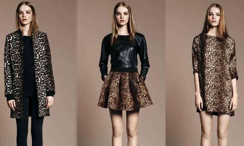 leopard print, look otoño