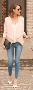 jeans, mujer, skinny jeans
