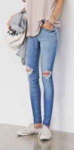 jeans, outfit, skinny jeans