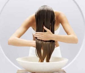 lavar el cabello, acondicionador, pelo