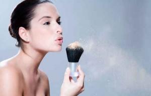 trucos maquillaje, polvos translúcidos