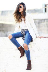 guardarropa, pantalones vaqueros, jeans
