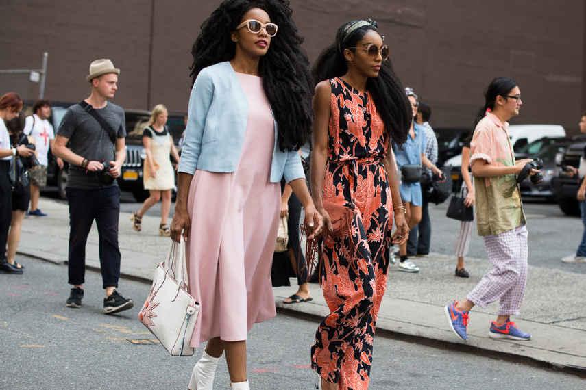 Nueva York, semana de la moda, primavera - verano 2017