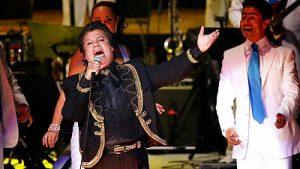 Juan Gabriel, concierto representativo