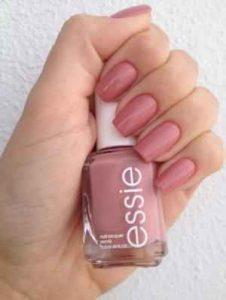 uñas perfectas, manicura en casa, esmalte rosa