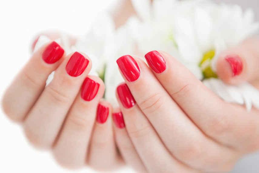 uñas perfectas, manicura en casa, nail art