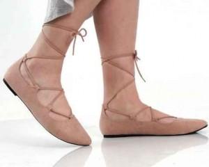 zapatos, bailarinas, flats