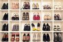 zapatos, tacones, pies