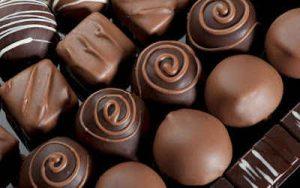 sueño, alimentos, chocolate