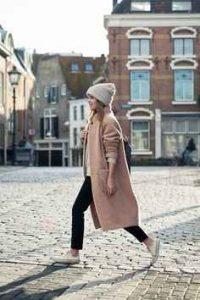 armario, otoño, abrigo