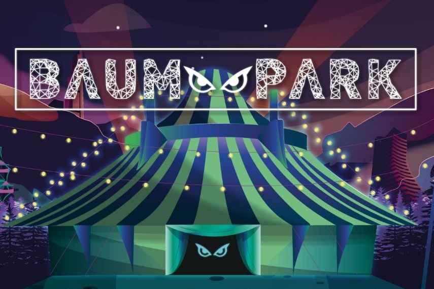 Baum park festival, electronica, technohouse