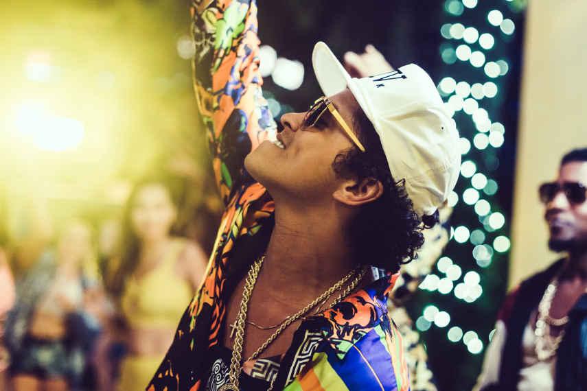 Bruno Mars, 24k magic, album