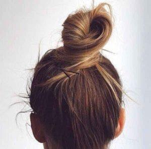 pelo, peinados, chongo