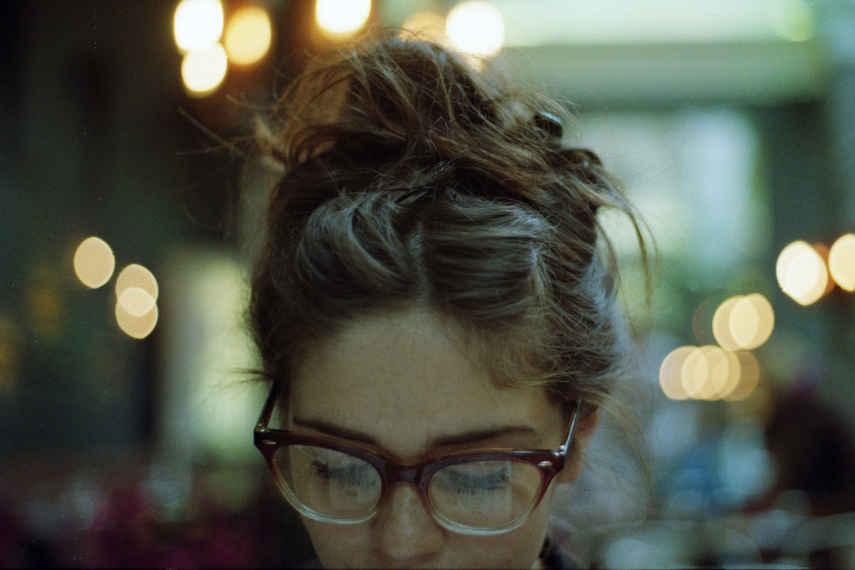 pelo, peinados, high bun