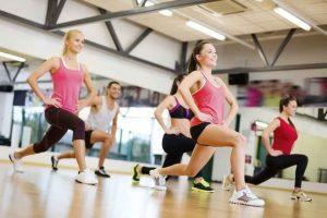 ejercicios cardiovasculares, ejercicios en casa