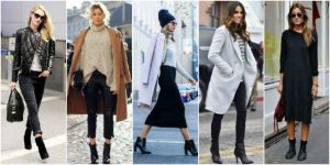 clóset, ropa invierno, outfits