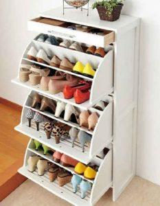 clóset, zapatos
